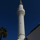 Tepecik Mosque, Bodrum by wiggyofipswich