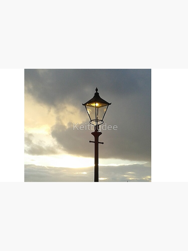 Lamplight over the Mersey by Keithydee