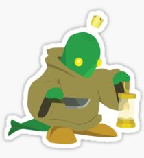 Tonberry King Sticker