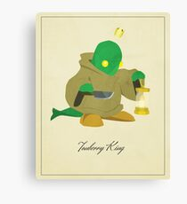Tonberry King Canvas Print