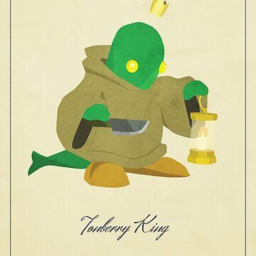 Tonberry King by greatskybear