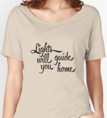 And I Will Try Women's Relaxed Fit T-Shirt