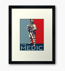 Battlefield 3 Medic  Framed Print
