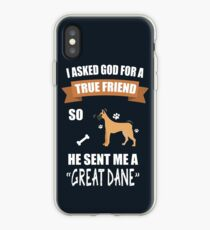 Great Dane Puppy Dog Owner Gifts iPhone Case
