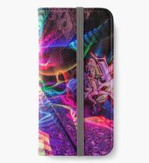 Light Graffiti iPhone Wallet/Case/Skin