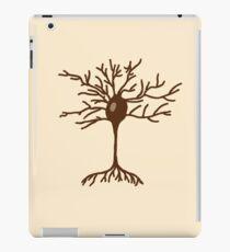 Neuron Tree iPad Case/Skin