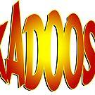 Panda Power - Kung Fu Comic Phrase Skadoosh 4 by EDDArt
