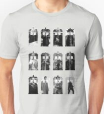 The Twelve Doctors T-Shirt