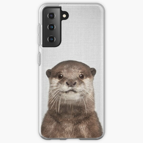 Otter - Colorful Samsung Galaxy Soft Case