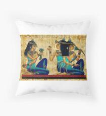 Cojín Damas egipcias
