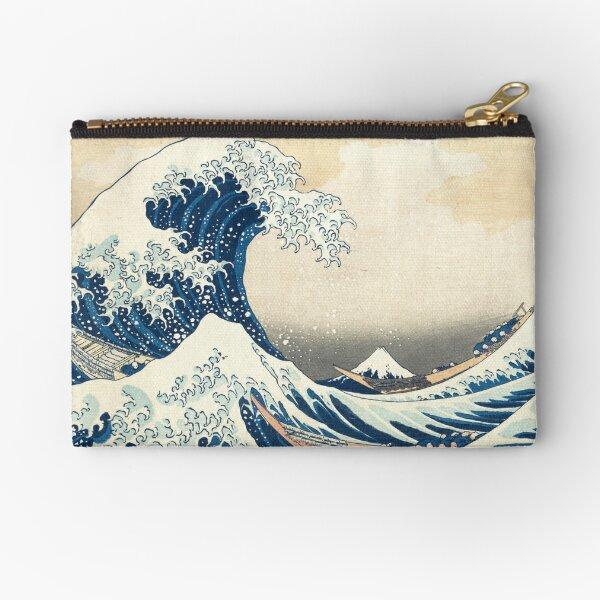 La Grande Vague de Kanagawa de Hokusai Pochette