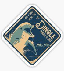 Ireland - Dingle Peninsula T-Shirt + Sticker 1 Sticker