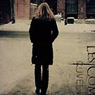 walk away. by hilde wegner