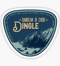 Ireland - Dingle Peninsula T-Shirt + Sticker 3 Sticker