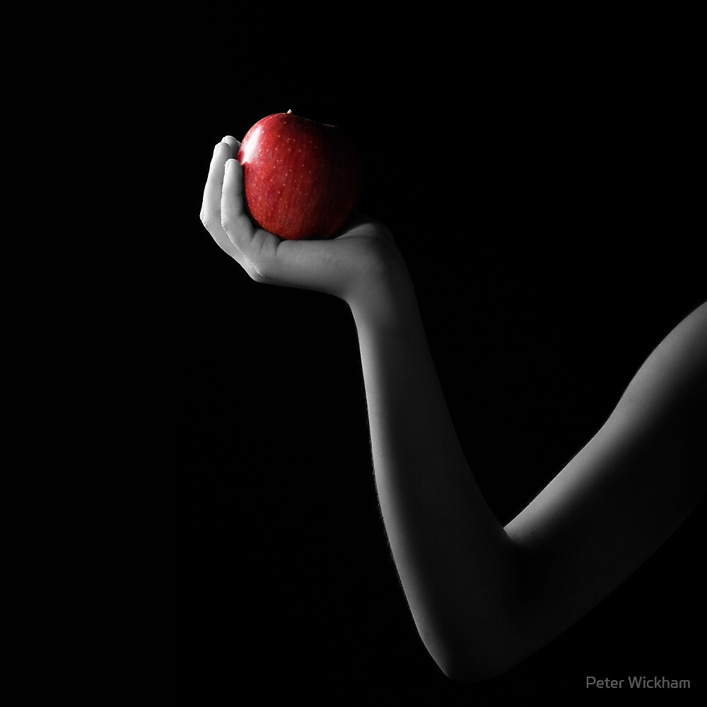 Forbidden Fruit series - part1 - Image1 by Peter Wickham