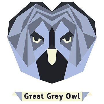 Great Grey Owl by annlytical