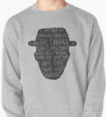 i am the one who knocks Pullover