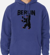 Berlin Capital Gifts Berliner Berliner Bär Pullover Hoodie