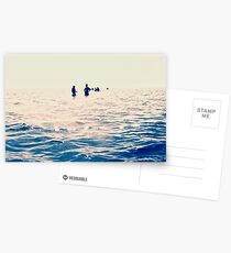 Sea Moods: A Private Conversation Postcards