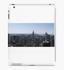 Manhattan Island. iPad Case/Skin