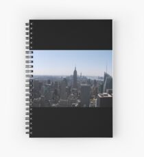 Manhattan Island. Spiral Notebook