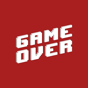 Game Over by hypnotzd