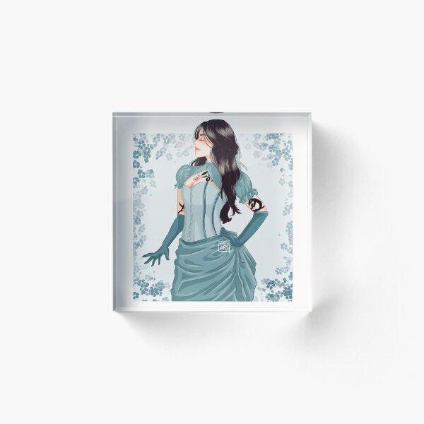 Herondale lady Acrylic Block