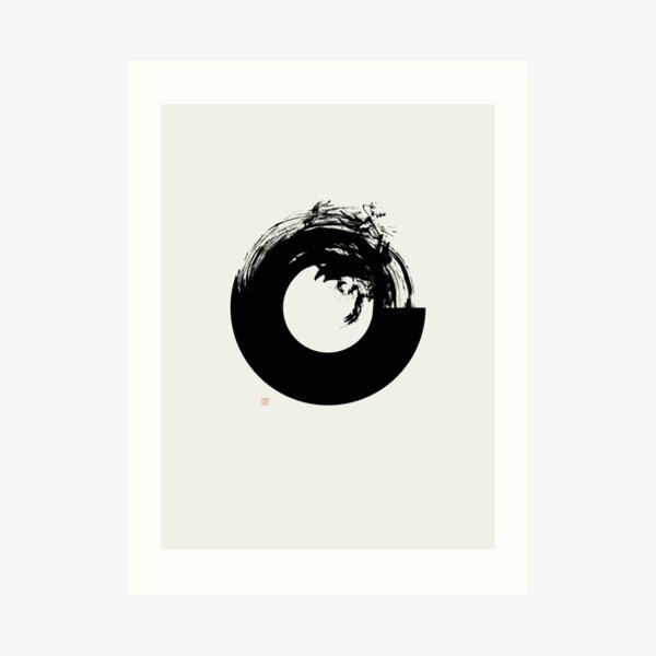 Union (West Meets East Series) Art Print