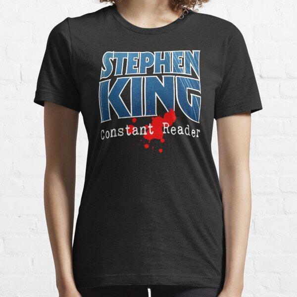 Stephen King Constant Reader Essential T-Shirt