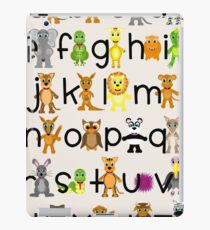 ABC Chart iPad Case/Skin