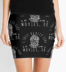 Movies Cinema Mini Skirt
