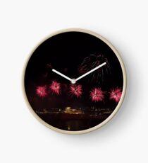 St. Angelo's Fire Clock
