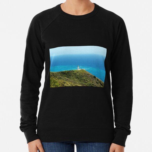 Lighthouse at Cape Reinga Lightweight Sweatshirt