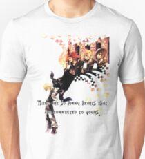 Kingdom Hearts Roxas memory Unisex T-Shirt