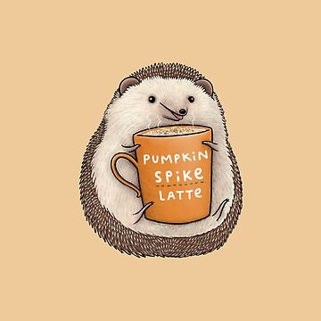 Pumpkin Spike Latte by SophieCorrigan