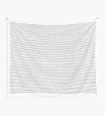 Entire Shrek Script Wall Tapestry