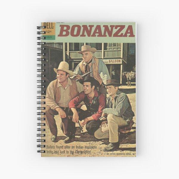 Bonanza Spiral Notebook