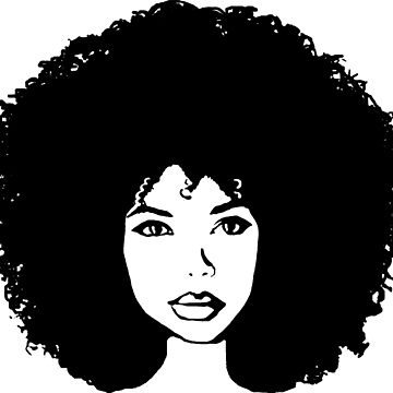 Afro Goddess by onitees