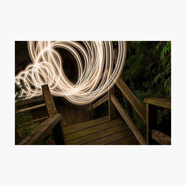 Entity Light Photographic Print