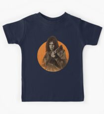 Camiseta para niños Neil Young Harvest