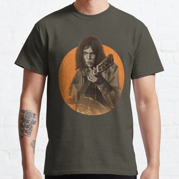 Neil Young Harvest Classic T-Shirt