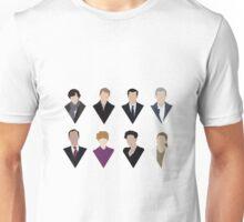 Sherlock and 'Friends' Unisex T-Shirt