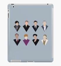 Sherlock and 'Friends' iPad Case/Skin