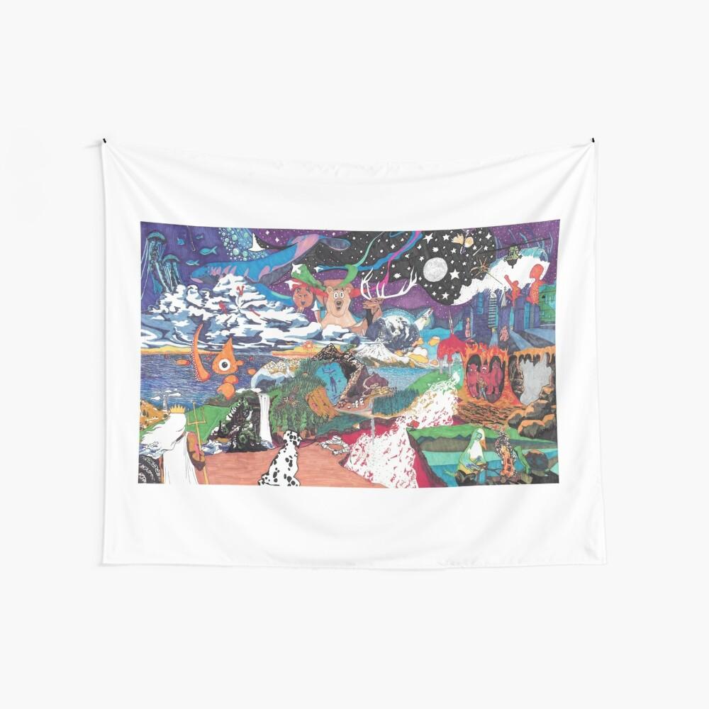 The Fabric Wandbehang