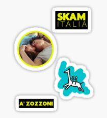 Skam Italia - Starter Pack Sticker