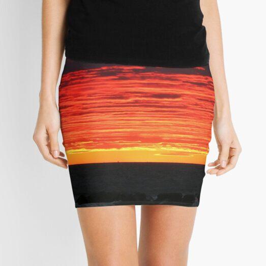 Sunset And Jetty Mini Skirt