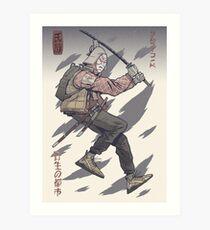 Street Savage Kabuki-Mono #8 Impression artistique