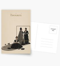 The favourite Postcards