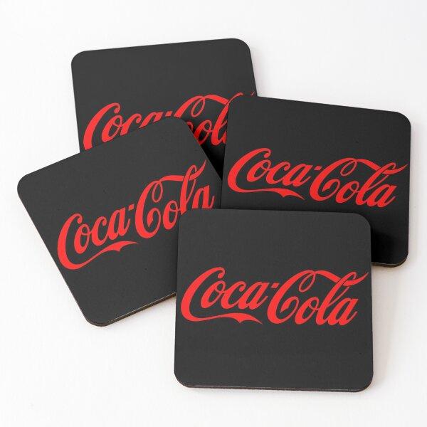 Cola - The true Coke king Coasters (Set of 4)
