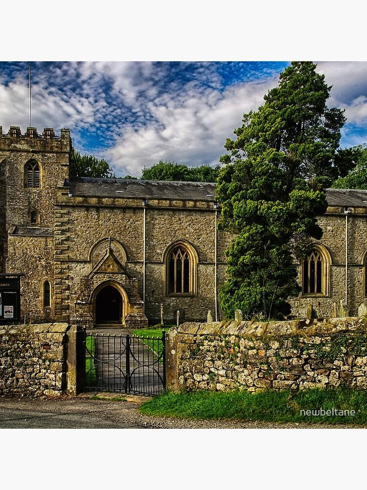 Parish Church, Clapham, North Yorkshire by newbeltane
